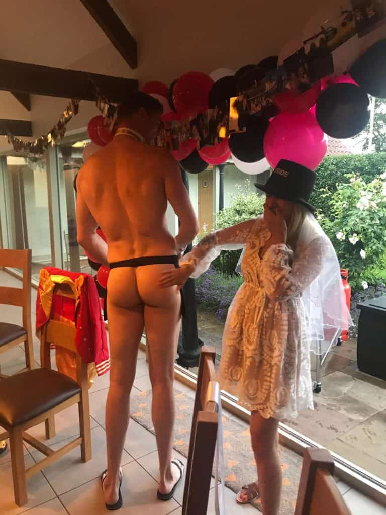 Naked Butlers York