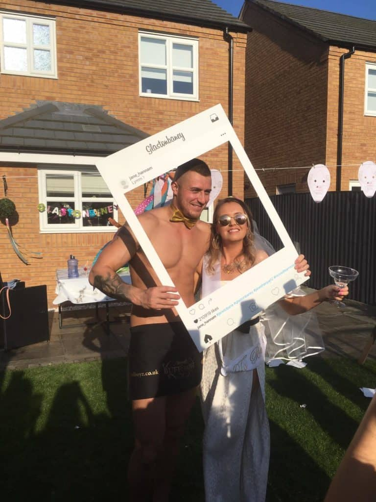 Hen Party Naked Butlers
